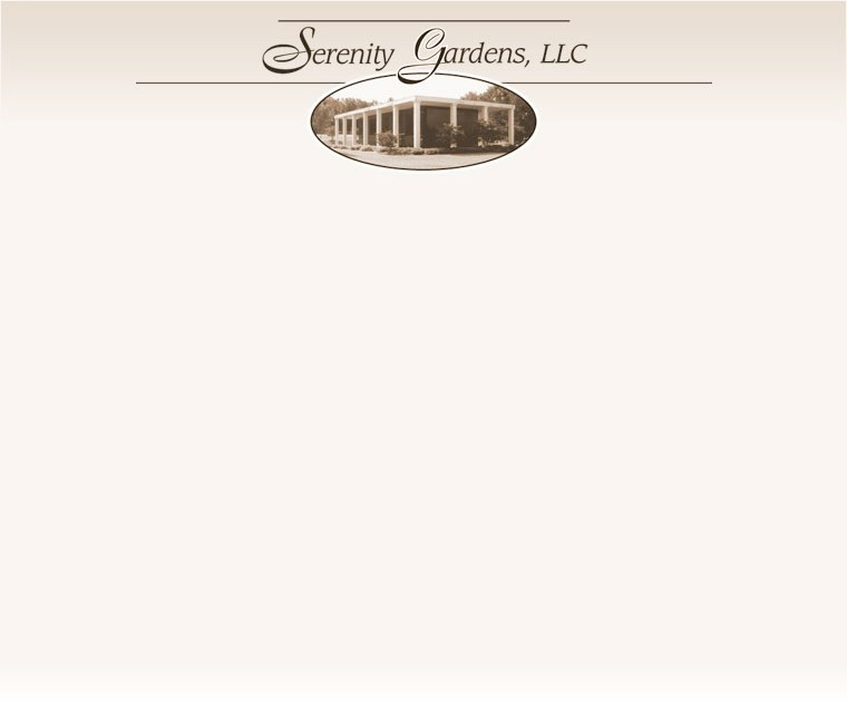 Serenity Gardens Has Lakelandu0027s Finest Funeral Home Sitting Right On The  Grounds Of The Cemetery. Our Funeral Home Was Built In 2013 And Is Equipped  With ...